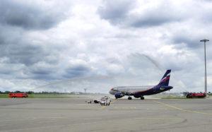013 Aeroflot
