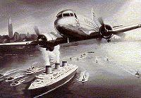 Normandie & DC3