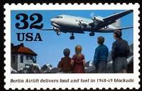 Les 50 ans du Berlin Airlift