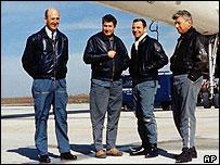 Les Vols de Concorde