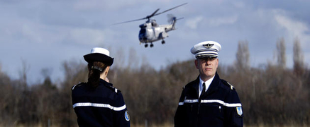 Gendarmerie de l'Air : 70 ans