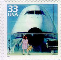 Les  Boeing 747 Jumbo Jets
