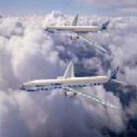 Un Boeing 777 encore plus gros.