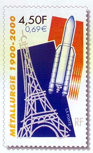 Métallurgie 1900 - 2000