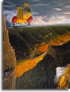 Le Peintre Patrick Rogelet