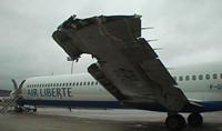La collision de Roissy du 25 mai 2000