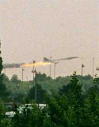 Concorde, La Peine !!!