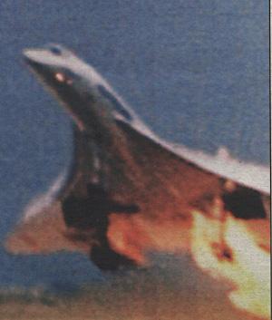 Concorde, le rapport préliminaire d'enquête