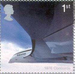Concorde de British Airways