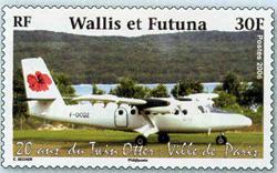Le Twin Otter de Wallis et Futuna