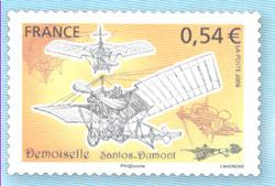 Le ciel à tout prix : la Demoiselle de Santos Dumont