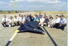 Avion sans Pilote de Dassault