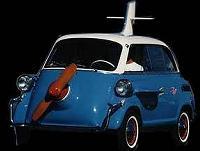 Aérocar 600 – BMW 600 (1959) – 1