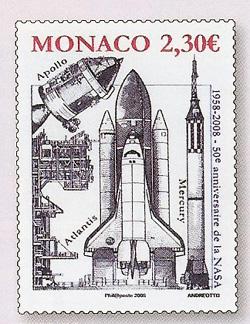 NASA, Cinquante ans !