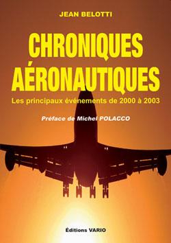 Préface : Chroniques Aéronautiques, Jean Belotti