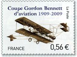 1909-2009 Cent ans de la coupe Gordon Bennett d'aviation