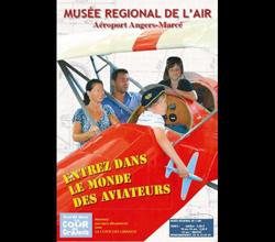 1er Salon du Livre aéronautique d'Angers-Marcé
