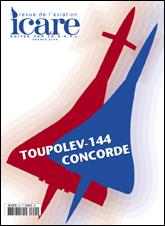 Revue Icare : Toupolev 144 / Concorde