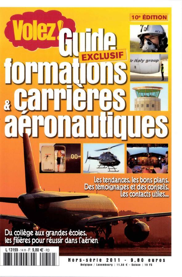 Guide 2011 des formations aéronautiques et des carrières