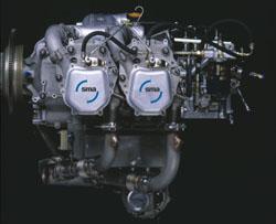 Un moteur Diesel nouveau