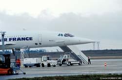 Concorde : nouveau départ !