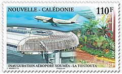 Inauguration du nouvel aéroport de Noumea-La Tontouta