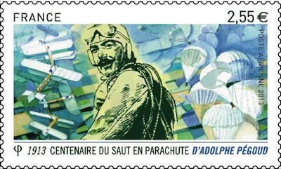 Pegoud : Voltige et Parachute