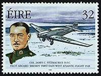 Un premier vol transatlantique