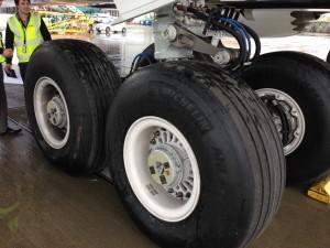 787 Pneus Michelin @boeing