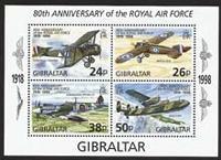 La Royal Air Force fête ses 80 ans