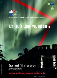 Espace pour 'la nuit des musées'