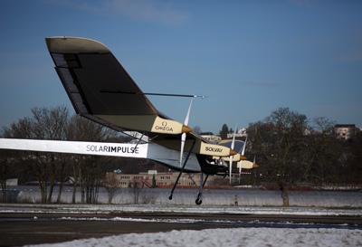 Solar Impulse…. Bientôt en croisière