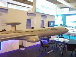 A330 Awacs pour l'Inde