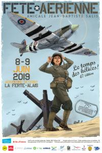 La Ferté 2019 : surtout ne pas manquer : 8 et 9 juin à la Ferté Allais. Chez Salis !