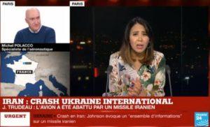 Catastrophe B737 Ukrainien à Téhéran (8/01/20) Le Missile ! (11/01/20)