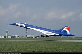 Concorde Pepsi