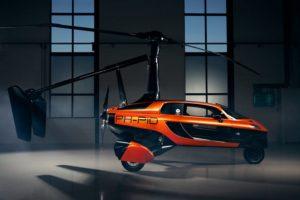 PAL-V Voiture volante hollandaise construite en série en 2019 !