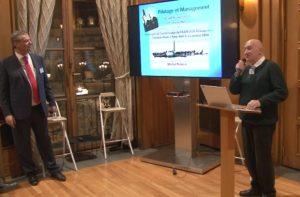Pilotage et management : Conférence devant le Flying & Business Club le 29 janvier 2020