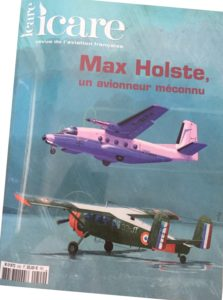 ICARE 242 Max Holste Cover 2