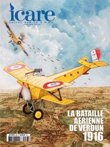 ICARE, la bataille aérienne de Verdun (N° 238, octobre 2016)