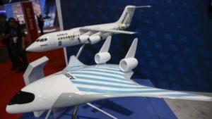 Maveric : l'aile volante d'Airbus. (11/02/20)