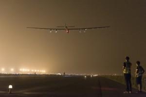 Nankin borschberg_decollage@solar impulse