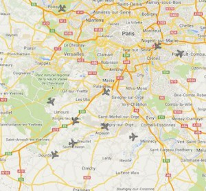 SONDRA ONERA Identifient les avions par leur signature …
