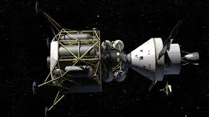 ORION space Vehicle@nasa