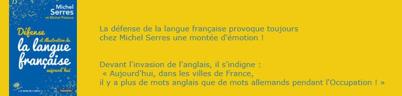 Défendre la langue Française (Serres Polacco) Le Pommier Mai 2018