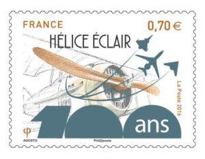 Hélice Eclair de Marcel Bloch / Dassault : 100 ans
