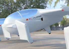 X Polair : nouvelle voiture volante