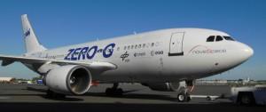 A 310 Zero G de Novespace : le premier vol (5/5/15)