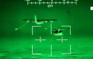caracal rvt en vol de nuit