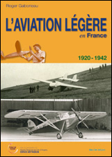 L'Aviation Légère en France 1920-1942 (Roger Gaborieau)